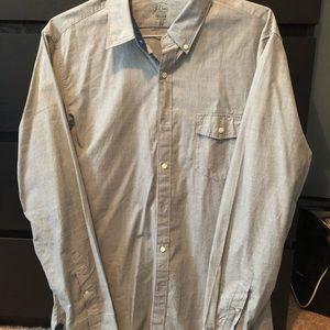 J Crew button down shirt (Large)